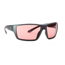 Magpul Terrain Shooting Glasses Gray Frame Anti-Reflective Rose Lenses