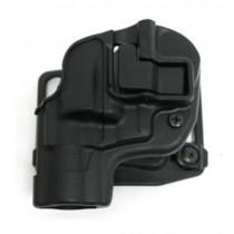 Blackhawk! Serpa CQC Concealment Holster For S&W J-Frame, Left Hand