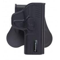 Bulldog Cases Rapid Release Hi Point 40/45 Paddle Holster Right Hand