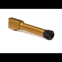 9mm Elite SC Threaded Barrel PVD