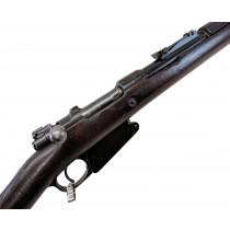 Belgian 89/36 Short Rifle, 7.65x53mm, *Good, Cracked Stock*