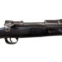 Steyr-Solothurn 1929 Colombian Short Rifle, Serial Number 8, 7mm, *Good, Cracked Handguard*