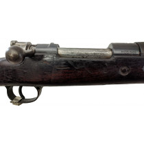 Brazilian 1935 Mauser Rifle, Matching, 7mm, *Good*