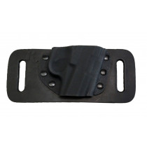 CrossBreed MiniSlide OWB Holster for Remington RM380, Right Hand