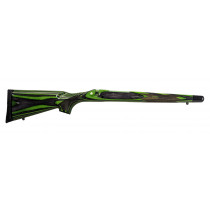 TimberSmith Green Laminate Stock for Remington 700 Magnum Action