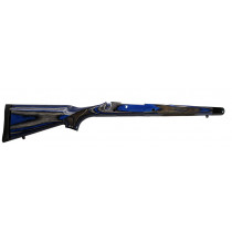 TimberSmith Blue Laminate stock for Remington 700 Magnum Action