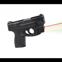 LaserMax S&W Shield .45 Red Laser/Light Combo W/ GripSense