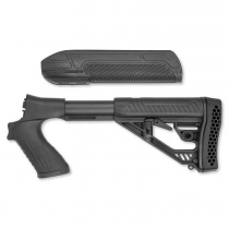 Adaptive Tactical EX Performance Forend & M4 Style Stock, Mossberg 500