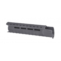 Magpul MOE SL AR-15 Mid-Length Handguard W/ A2 Front Sight Cut, Polymer, Gray