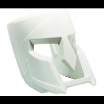 Mako Mojo Decorative Insert, Spartan Helmet, Polymer, White