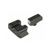 TruGlo Tritium Pro Front/Rear Night Sight Set For Walther CCP Pistol