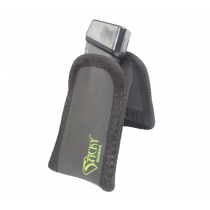 Sticky Holsters Super Mag Pouch, Black W/ Green Logo