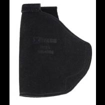 Galco Stow-N-Go Inside The Pants Taurus Millennium Pro 9/40 Holster, Steerhide, Center Cut, Black