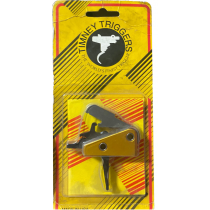 Timney Triggers AR15 Large Pin Solid Straight 4 lb Trigger