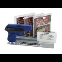 LaserLyte Stand W/ CK-AMF& Blue gun, Side Mount Laser fits Kel-Tec .380, .32, Ruger LCP