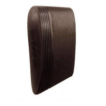 """Limbsaver Recoil Pad Slip-On Small 1"""" Thick Rubber, Black"""