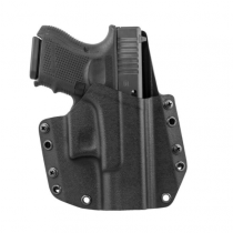 Mission First Tactical OWB Holster For GLOCK 26/27, RH, Polymer, Black