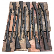 .Ishapore .410 Musket, *Fair/Poor, Incomplete*