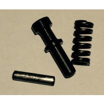 Mauser 98 Floor Plate Catch Assembly