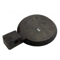 Eddystone 1917 Butt Plate Trapdoor