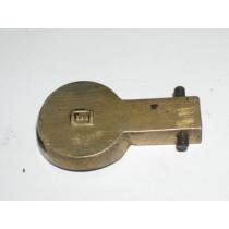 Enfield No.4 Brass Butt Plate Trap w/ Pin, British, *NOS*