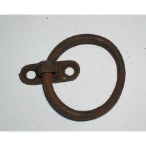 Dutch M95 Cavalry Carbine Saddle Sling Swivel, *Fair*
