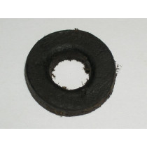 British No.4 Buttstock Bolt Washer, Leather