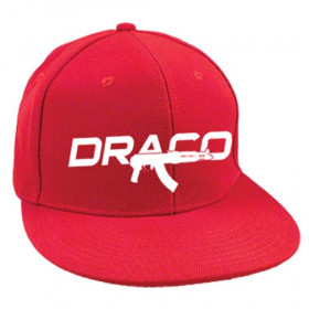 Draco Hat - Red