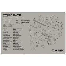 TP9SF Elite Gun Mat