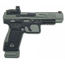 TP9SFx Handgun of the Year PVC Patch