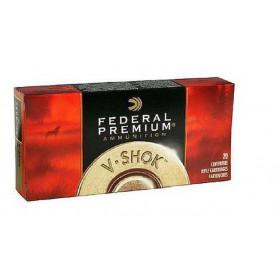 Federal Premium 223 Remington, 55 Grain V-Shok PT,  Box of 20