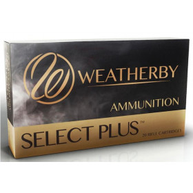 Weatherby Select Plus 300 Weatherby Magnum, 150 GR Nosler Partition, Box of 20
