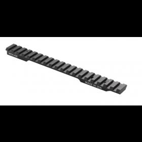 Weaver Tactical Extended Multi Slot Base Remington 700 Short Action Aluminum