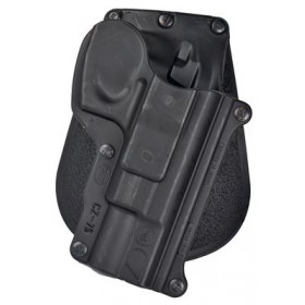 Mission First Tactical Paddle Holster For CZ-75/75BD/85/Cadet 22/75D Compact, Ambidextrous