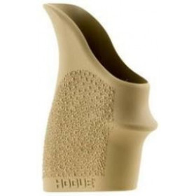 Hogue Handall Beavertail Slip-On Grip Sleeve For Glock 26/27/33 FDE