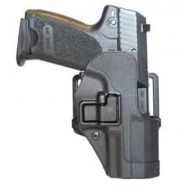 Blackhawk Serpa CQC Belt/Paddle Holster H&K P2000/USP Compact 9/40, Left Hand