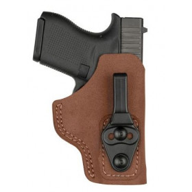 Bianchi Model 6T Tuckable IWB For Small Revolvers, Right Hand