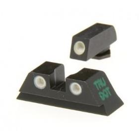 Meprolight C.O.R.E Rear Sight-Green Tritium