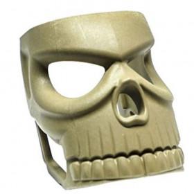 Mako Mojo Havoc Skull Insert, FDE