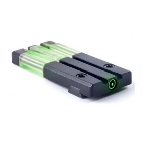 Meprolight FT Bullseye Sig P226 Micro Optic Pistol Sight Fiber Optic And Tritium Green
