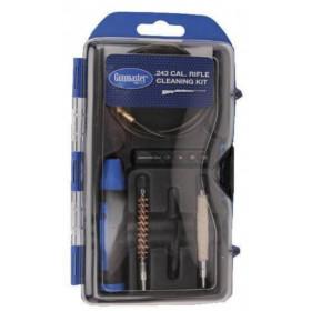 DAC GunMaster .243 Caliber Rifle Cleaning Kit, 12 Piece