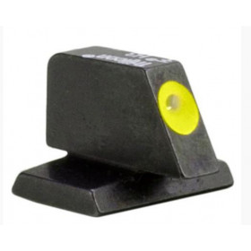 Trijicon HD XR Tritium Night Front Sight Only With Yellow Outline/Green Tritium Vial FNX-45/FNP-45