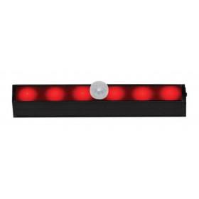 SnapSafe Red LED Safe Light, 8 Lumens