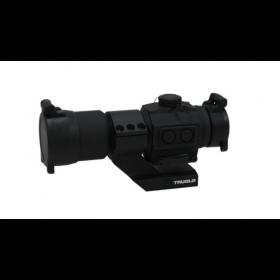 TruGlo Tru-Tec XS 30mm Red Dot Sight BLK