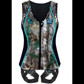 Hunter Safety System Camo Contour Vest S/M